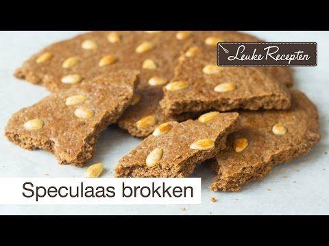 Video speculaas brokken - Leuke recepten