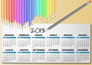 """A good version of a rhyme about the months of the year (""""filastrocca dei mesi dell'anno"""") is available here."""