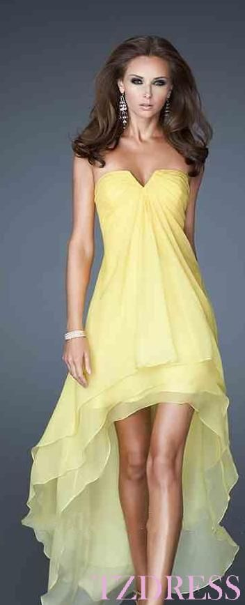 Yellow Dress Yellow Dresses