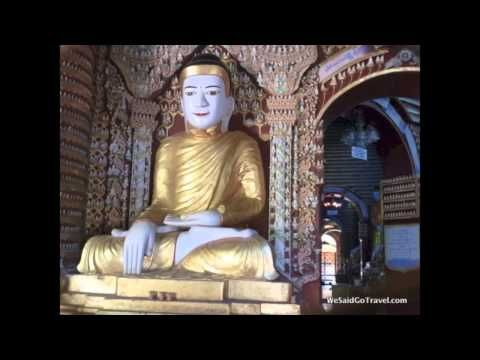 About 20km South-east of Monywa in Myanmar is Thanboddhay Pagodahas over 500,000 Buddha images. It was built built from 1939 to 1952.