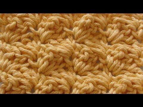 Crochet Ripple Stitch by Crochet Hooks You - YouTube