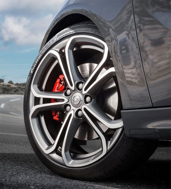 New Release 2015 Opel Adam S Review Front Wheel View Model