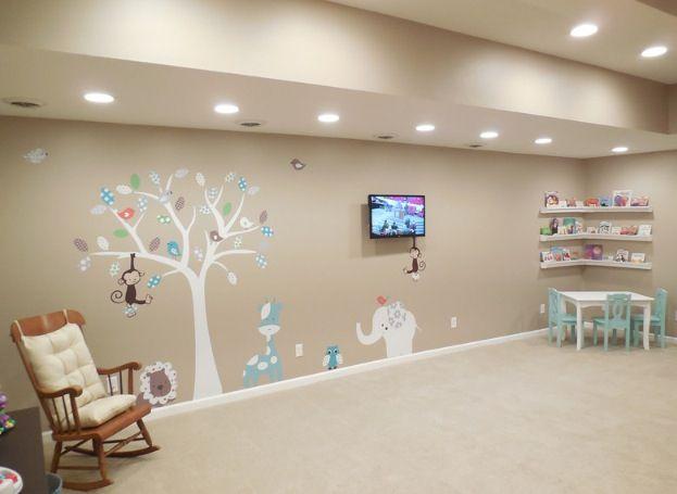 Best Preschool Room Ideas Images On Pinterest Daycare Ideas - Church nursery wall decalsbest church nurserychildrens church decor images on