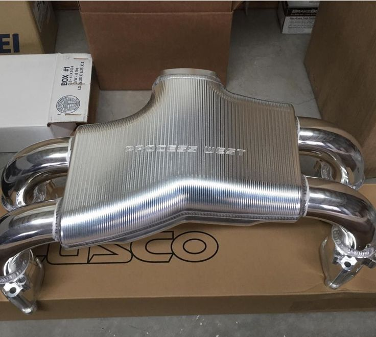 Process west intake manifold