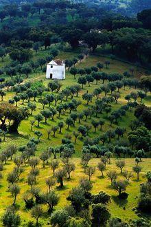 Turismo en Extremadura y el Alentejo. Esta zona fronteriza ofrece numerosas opciones para la práctica del turismo activo y el ocio rural.