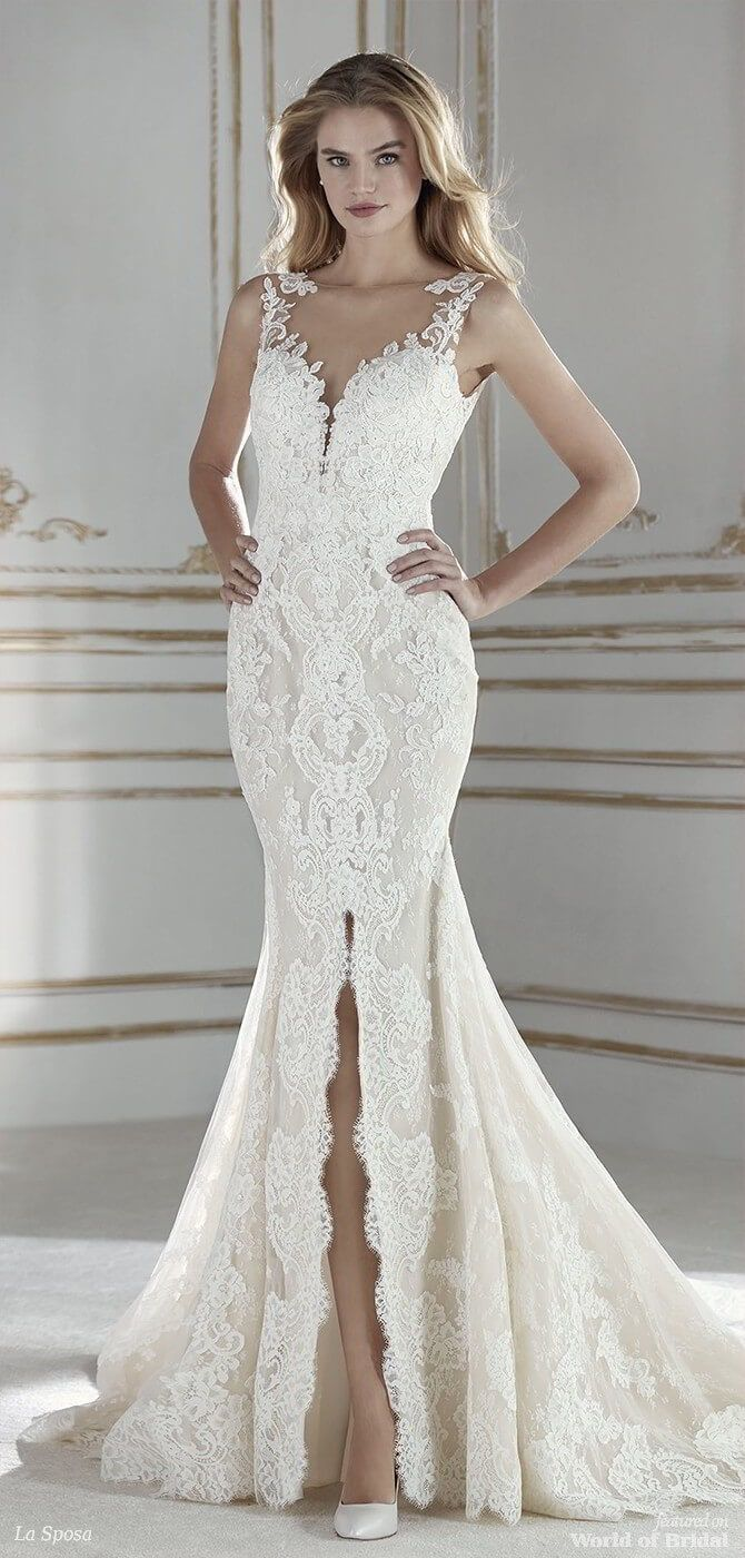 La Sposa 2018 Wedding Dresses
