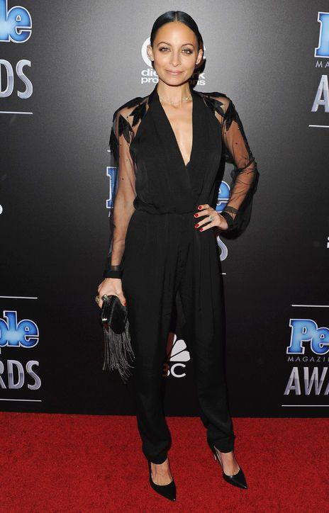 Nicole Richie at the People Magazine Awards