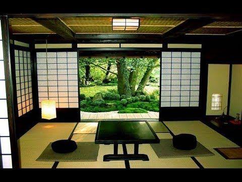 (4) Японский Дизайн Интерьера - YouTube