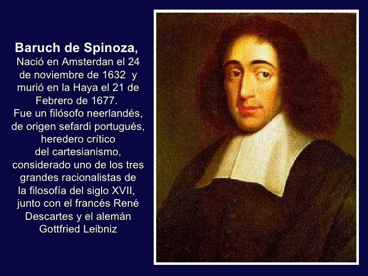 Dios Según Spinoza Y Einstein Spinoza Frases Dios Y Einstein