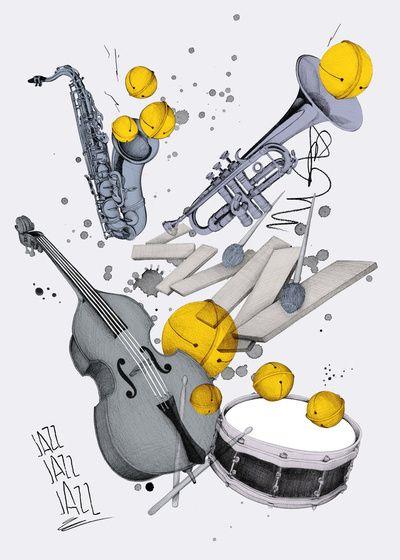Jazz Jazz Jazz by Philipp Zurmohle