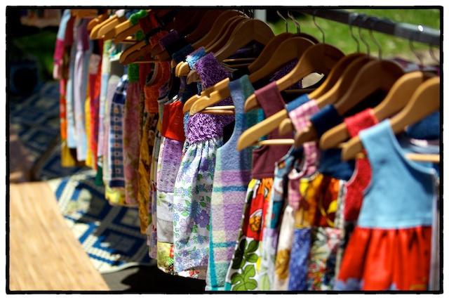 Bondi Beach Markets/Glebe Markets