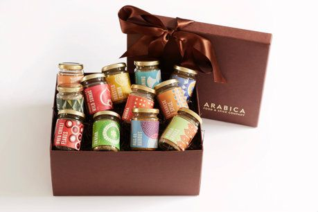 This Arabica spice collection will keep the most adventurous home cook inspired in the kitchen.