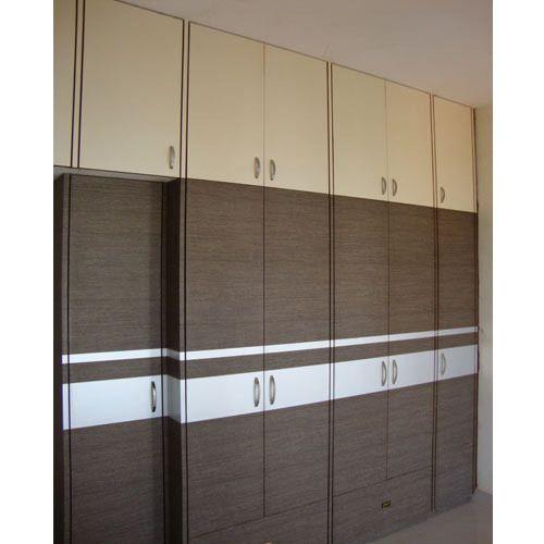 Fancy Bedroom Wardrobe Plywood Wall Almirah Designs: Wardrobe Laminate Design, Bedroom Cupboard Designs, Cupboard Design