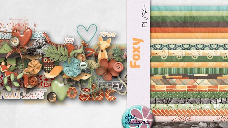 Foxy by Dae Designs