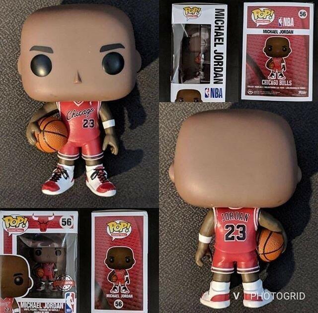 4cdcf27f Michael Jordan Rookie *Target Exclusive* Funko Pop! Chicago Bulls PREORDER  #Funko