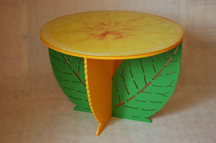 My name is CITRONETA. I come from the FICASSO. Furniture from imagination. company. More on...ficasso.eu