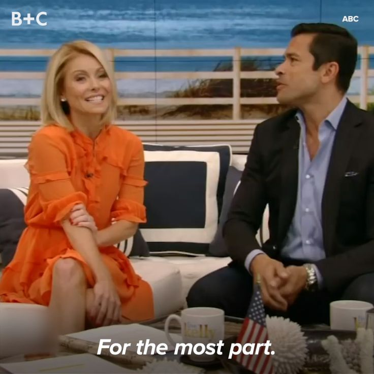 Kelly Ripa and Mark Consuelos are hilarious parents!