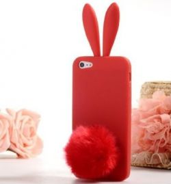 Looking for some cute 3D iPhone 5 cases with ears and tails?