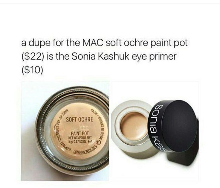 MAC Soft Ochre Dupe