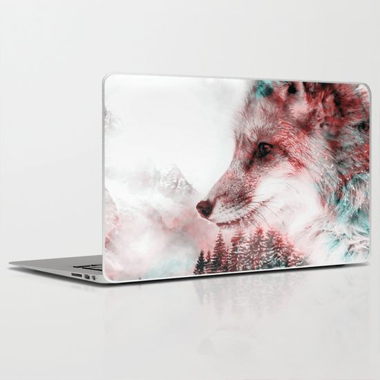 Buy FOX by RIZA PEKER as a high quality Laptop & iPad Skin. Worldwide shipping available at Society6.com. Just one of millions of products available.