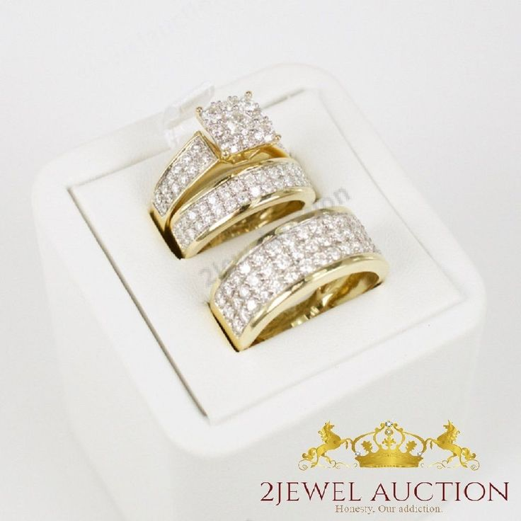 2086 best Bride Groom Ring Set images on Pinterest Bride groom