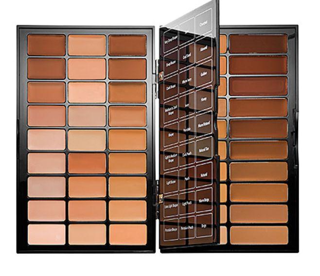 Bobbi Brown foundation palette $250