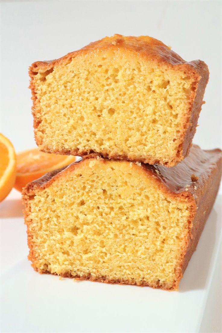 Bolo de laranja muito fofo e perfumado – receita de Olivia Patisse