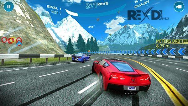 Download Asphalt Nitro 1 7 2g Apk Mod For Android Offline Game