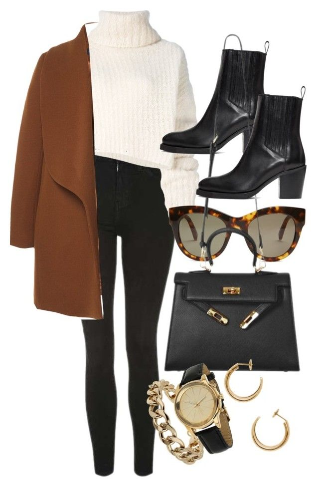 """""""Untitled #5126"""" by olivia-mr ❤ liked on Polyvore featuring Topshop, Ann Demeulemeester, Martin Grant, Won Hundred, STELLA McCARTNEY, Miss Selfridge and Maison Margiela"""
