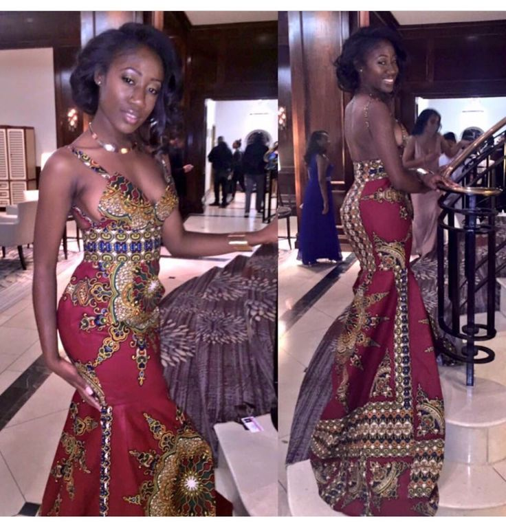 Image result for african prom dress