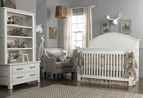 Rustic nursery furniture | Lucca Collection is perfect for a gender  neutral design