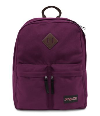 Cute Jansport backpack that would be great for school!