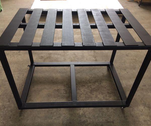 Welding Projects For Beginners In 2020 Welding Table Diy