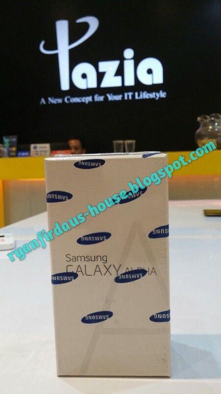 Samsung Galaxy Alpha harga 7.119.000 bisa kredit tanpa kartu kredit