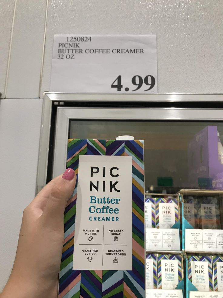 Found this butter coffee creamer at costco butter