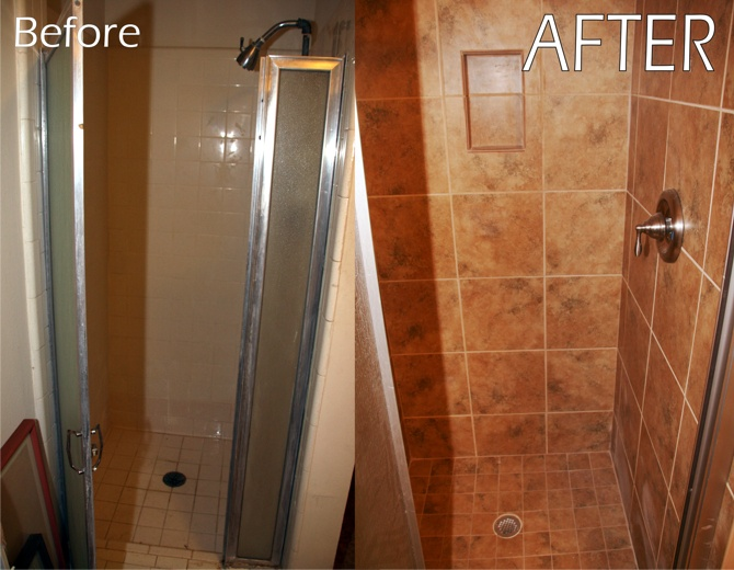 Chicago Bathroom Remodeling Painting Extraordinary Design Review