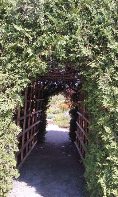 Kingsbrae Gardens in St. Andrews, Canada