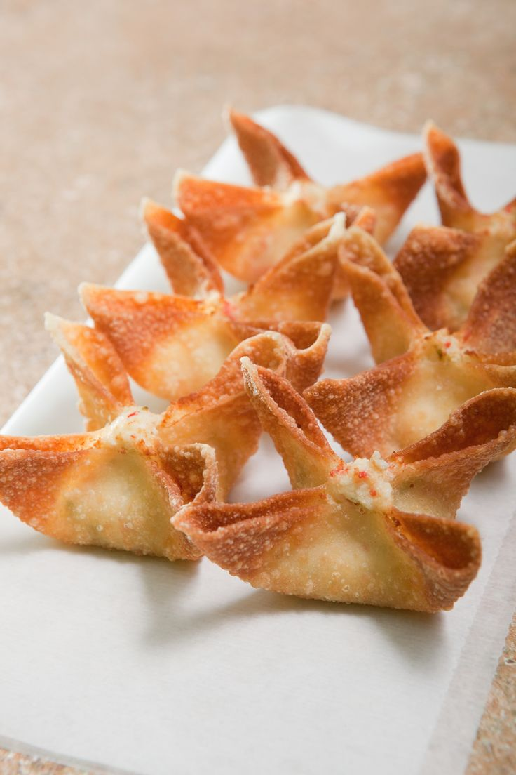 Homemade crab rangoon recipe - to go with the to-die-for sweet & sour chicken