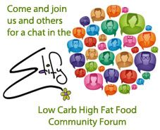 The Edify Low Carb High Fat Food Forum