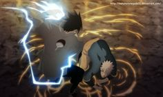 Naruto vs sasuke Final Battle by NarutoRenegado01 on DeviantArt