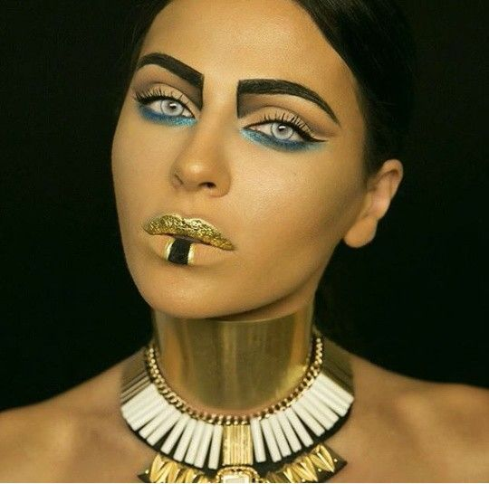 Cleopatra makeup                                                                                                                                                     More