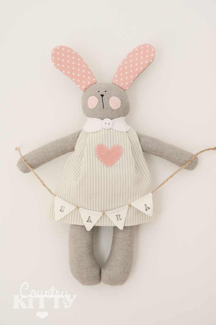 Personalized Bunny