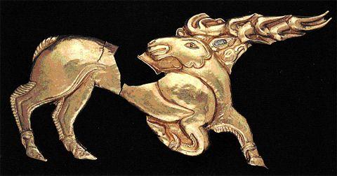 zöldhalompusztai aranyszarvas