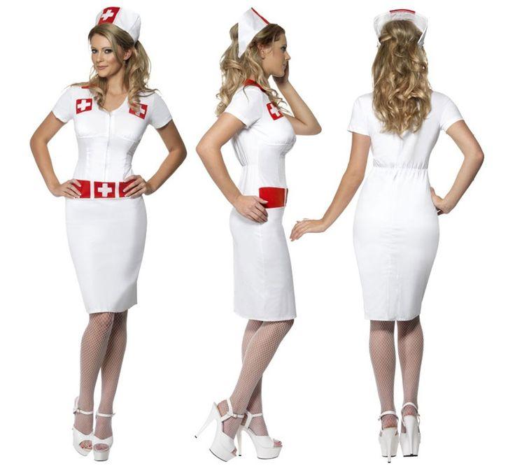 disfraz de enfermera para halloween de niña - Buscar con Google