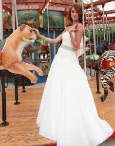 Bride At The Birmingham AL Zoo Angela Karen Photography Wedding LocationsWedding VenuesRehearsal