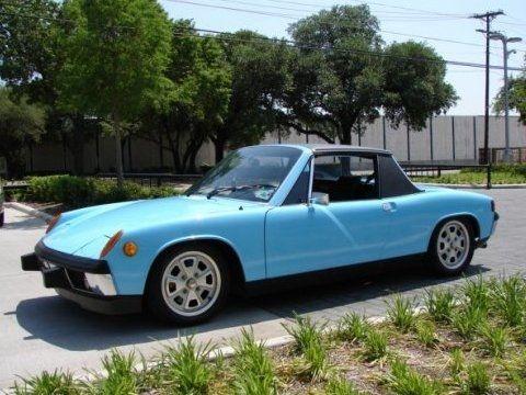 914 Porsche Turbo for Sale