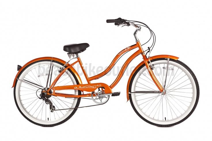 Women's Micargi Pantera 7-Speed | Beach Bike Outlet | $224.99