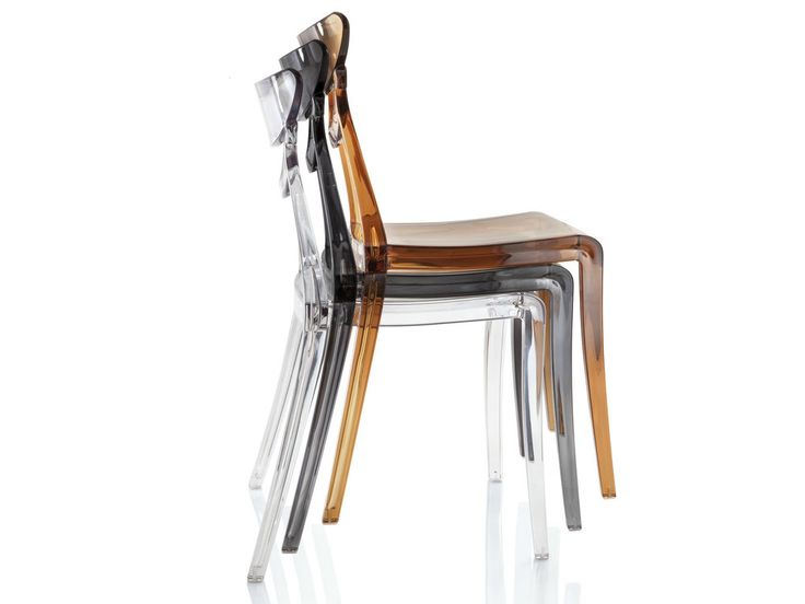 1000 id es sur le th me chaise polycarbonate sur pinterest mobilier canap - Chaise polycarbonate blanche ...