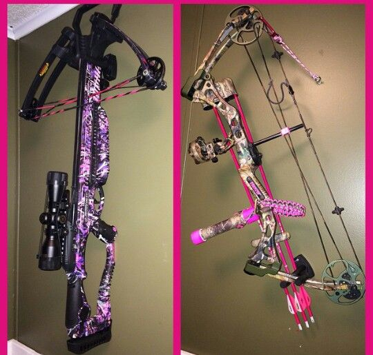 Beautiful camo Barnett crossbows