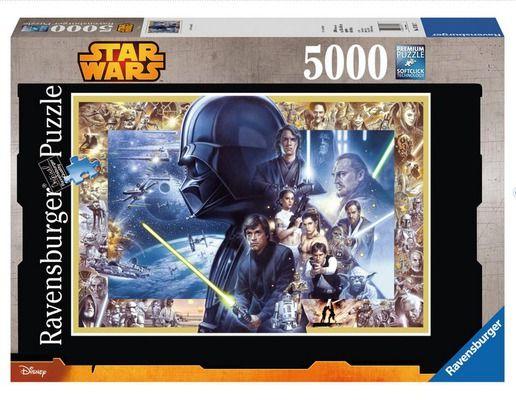 Puzzle 5000 Star Wars